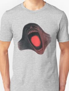 Screaming Face - The Wall Unisex T-Shirt