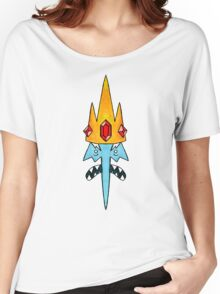 The Ice King Women's Relaxed Fit T-Shirt