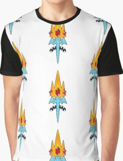 The Ice King Graphic T-Shirt