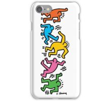 Keith Haring Color People iPhone Case/Skin