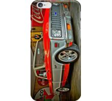 1972 chevy cheyenne truck custom iPhone Case/Skin