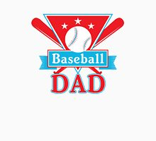 Baseball Dad T Shirt - Sports Team Father Support Pride Unisex T-Shirt