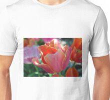 Apricot Tulip Unisex T-Shirt