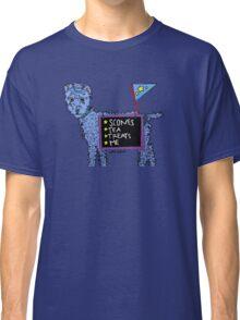 Josie the Tea Dog Classic T-Shirt