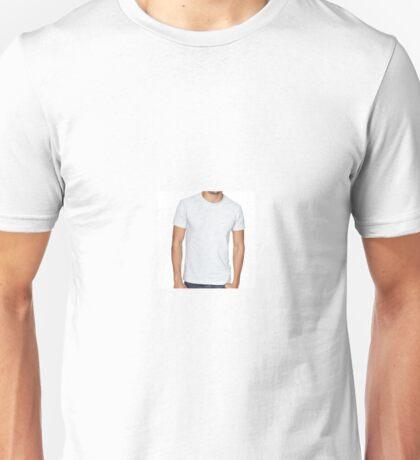 Avant Garde White t-shirt man Unisex T-Shirt