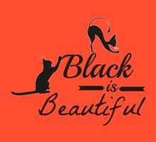 Black Pet Awareness - Black Is Beautiful! by Sarah Ball (TheMaggotPie)