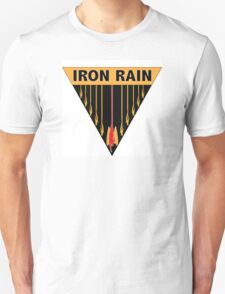 Red Rising Iron Rain Unisex T-Shirt