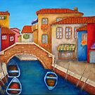 BURANO by Allegretto