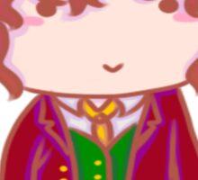Bilbo Baggins Chibi Sticker