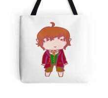 Bilbo Baggins Chibi Tote Bag