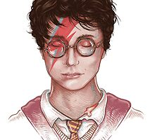 Harry Stardust by Made With Awesome
