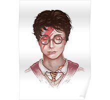 Harry Stardust Poster