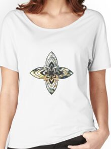 Nature Flower  Women's Relaxed Fit T-Shirt