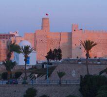 Monastir Fort Sticker