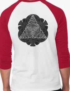Soulsonic Force Men's Baseball ¾ T-Shirt