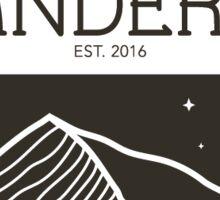 Keep Wild: Wanderer Sticker