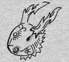 Lunarus Tonitrui, Brachylagus One Piece - Long Sleeve
