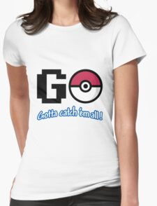 GO! Womens Fitted T-Shirt