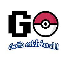 GO! Photographic Print