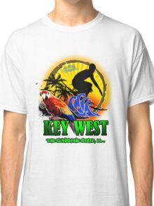Summer In Key West Classic T-Shirt