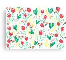 Cheery Garden Canvas Print