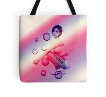 DJ SODA 소다, The sexiest and talented Korean DJ Tote Bag