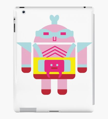 mobile unit iPad Case/Skin