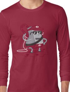 Whistle While You Work Long Sleeve T-Shirt