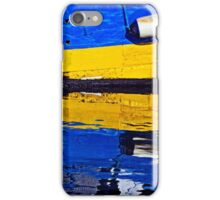 Red, Blue, Yellow iPhone Case/Skin