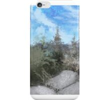 Desert Mountain iPhone Case/Skin