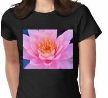 Center Of A Fabiola Womens Fitted T-Shirt
