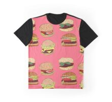 Home Sweet Hamburgers Graphic T-Shirt