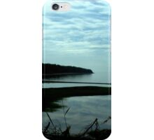 Bay of Fundy iPhone Case/Skin