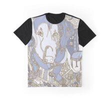 Rescue Dog Graphic T-Shirt