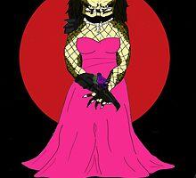 Pretty Predator in Pink by NJX07