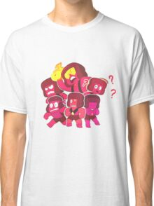 Hit The Diamond - Ruby Squad Classic T-Shirt