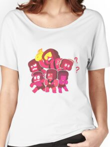 Hit The Diamond - Ruby Squad Women's Relaxed Fit T-Shirt