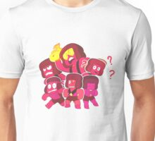 Hit The Diamond - Ruby Squad Unisex T-Shirt