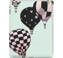 Pastel Skies Hot Air Balloon Rides iPad Case/Skin