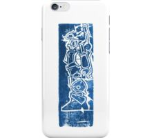 Robotech Mech circa 1985 iPhone Case/Skin