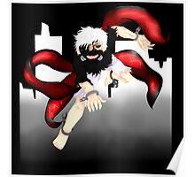 Toyko Killer white Poster