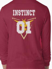TEAM INSTINCT - Jersey Long Sleeve T-Shirt