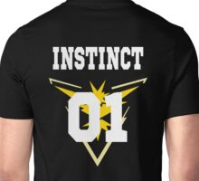 TEAM INSTINCT - Jersey Unisex T-Shirt