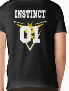 TEAM INSTINCT - Jersey Mens V-Neck T-Shirt