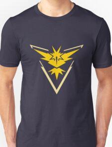 Team Instinct - Pokemon Go Team Merch Unisex T-Shirt