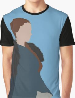 Queen in the North Graphic T-Shirt