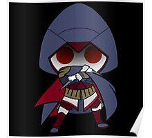 Assassin White Pikmin Poster