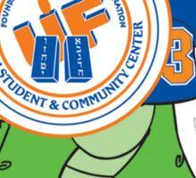 Chabad UF logo  Sticker