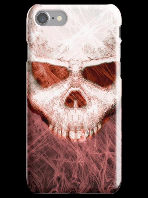 Golden Skull by Randall Robinson