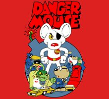 Danger Mouse : Friends And Foes Unisex T-Shirt